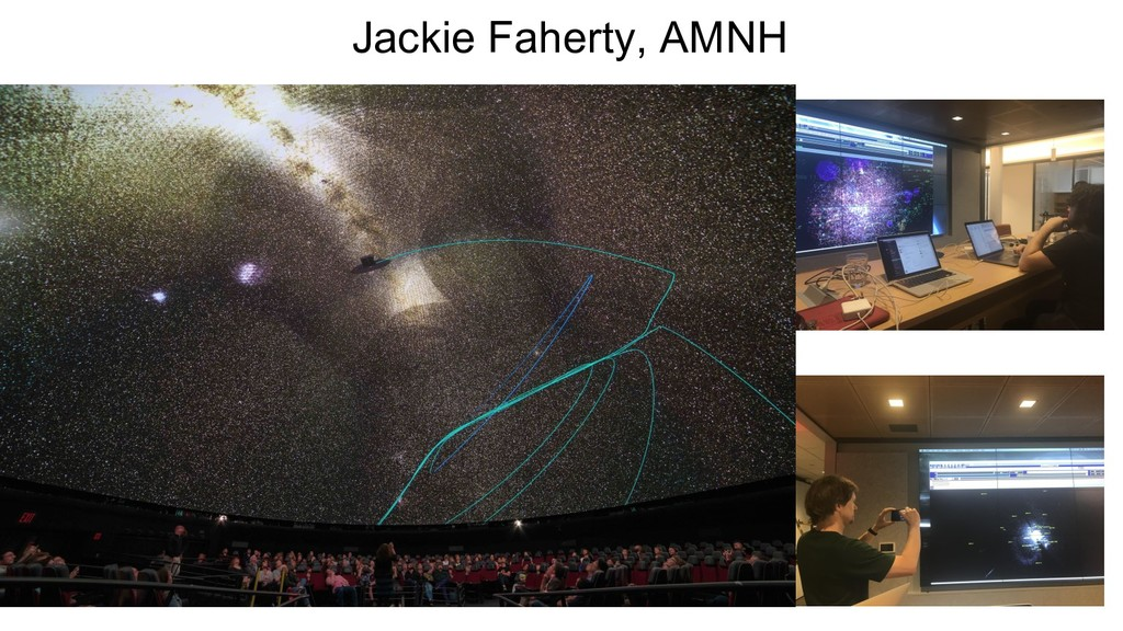 Jackie Faherty, AMNH
