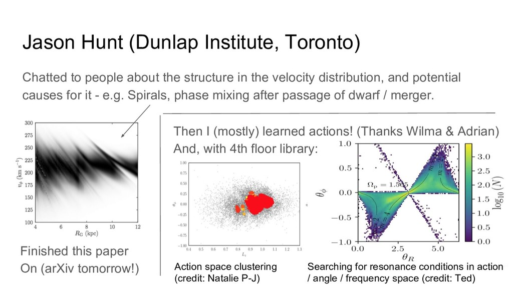 Jason Hunt (Dunlap Institute, Toronto) Chatted ...