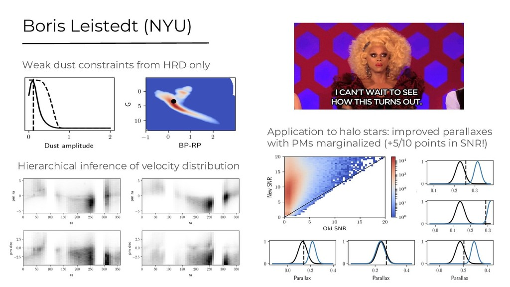 Boris Leistedt (NYU) Hierarchical inference of ...
