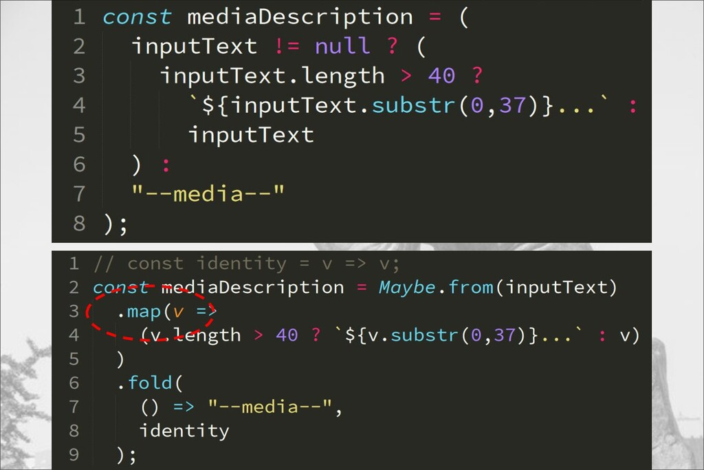 2. gracefully handle exceptions? Either Monad