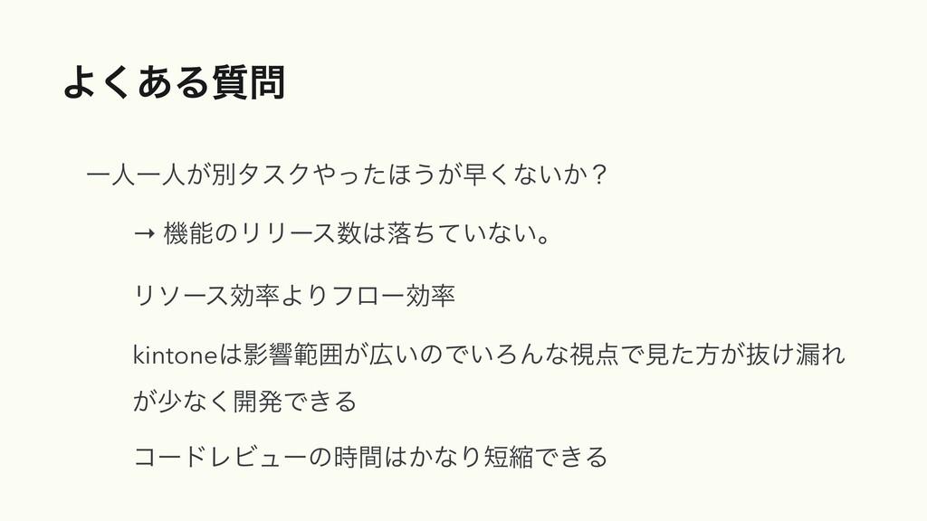 Α͋͘Δ࣭ ҰਓҰਓ͕ผλεΫͬͨ΄͏͕ૣ͘ͳ͍͔ʁ → ػͷϦϦʔεམ͍ͪͯͳ͍ɻ...