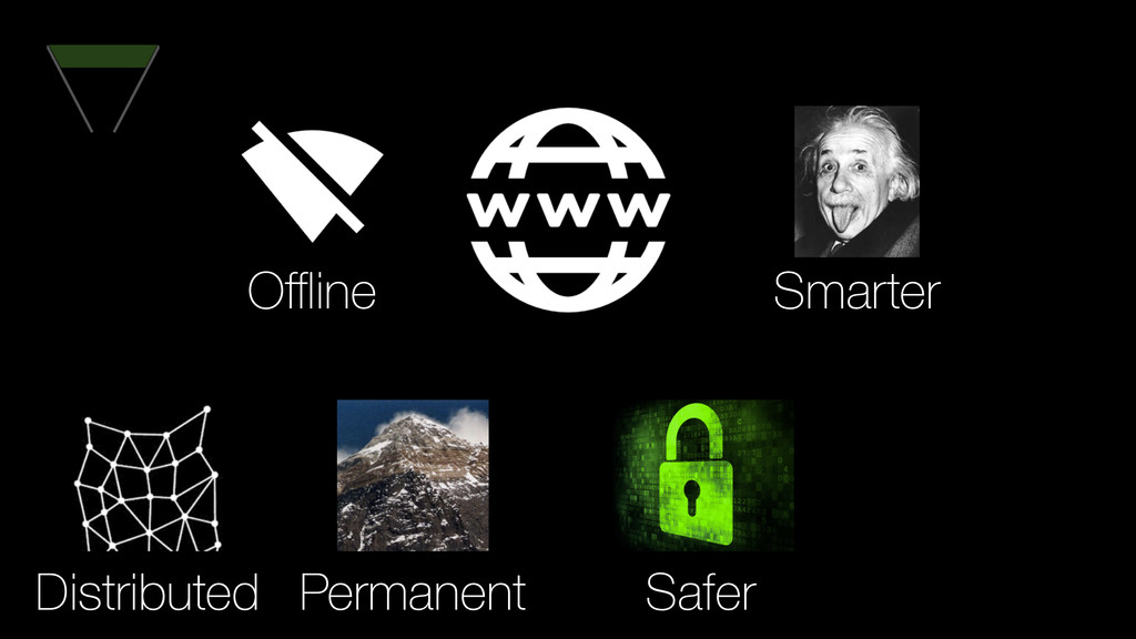 Permanent Distributed Safer Smarter Offline