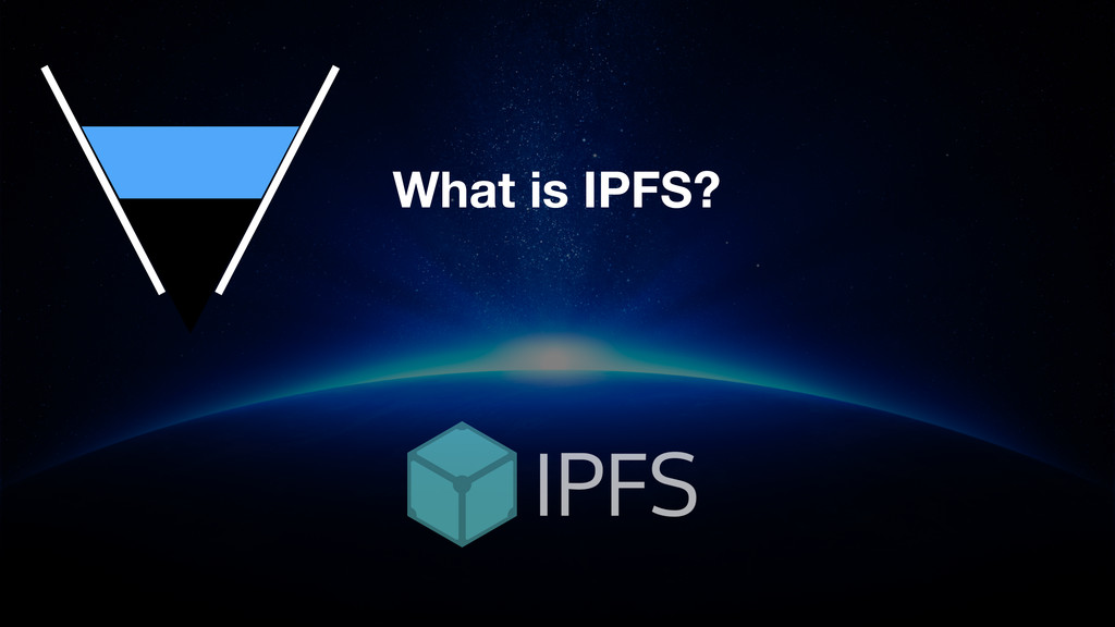 What is IPFS?