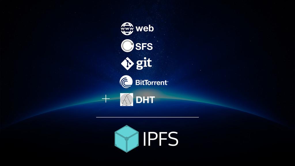 SFS web DHT +