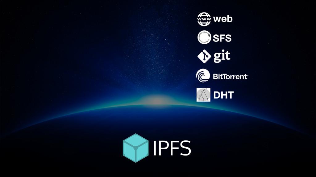 web DHT SFS