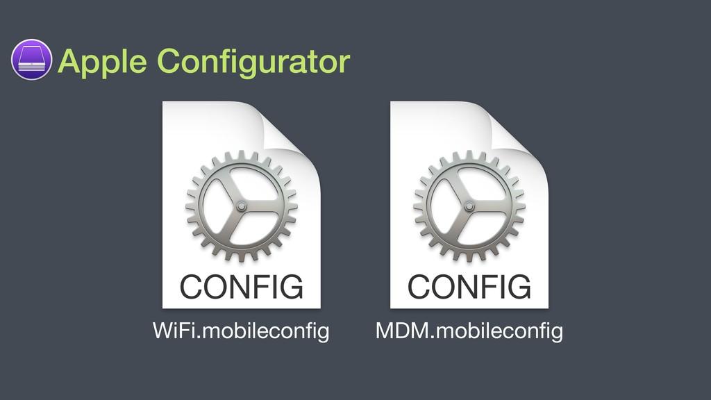 WiFi.mobileconfig MDM.mobileconfig Apple Configura...