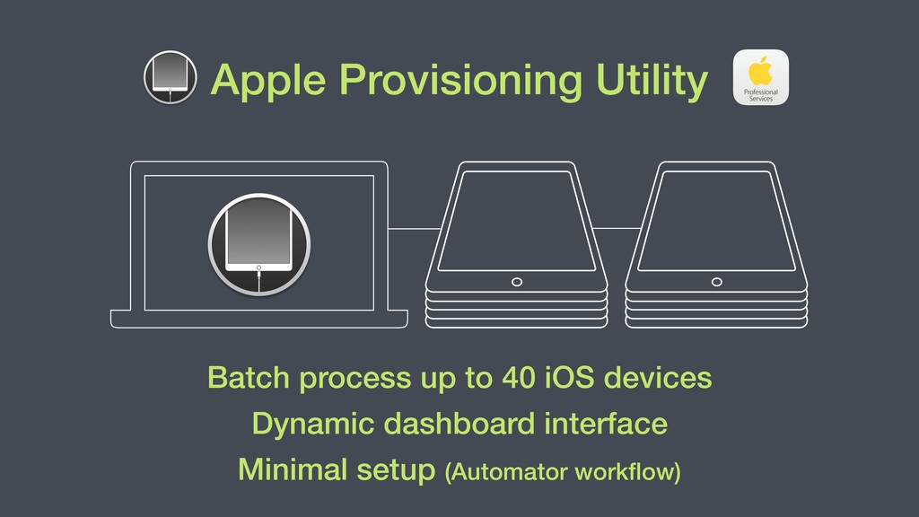 Apple Provisioning Utility Batch process up to ...