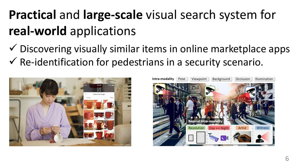 6 Practical and large-scale visual search syste...