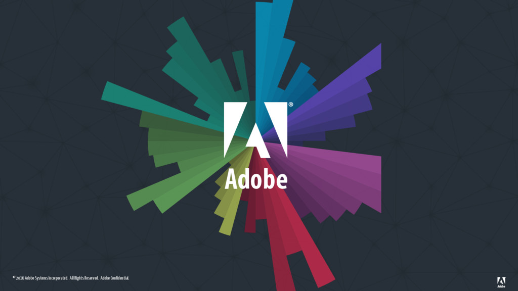 © 2016 Adobe Systems Incorporated. All Rights R...