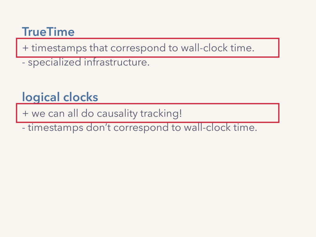 TrueTime
