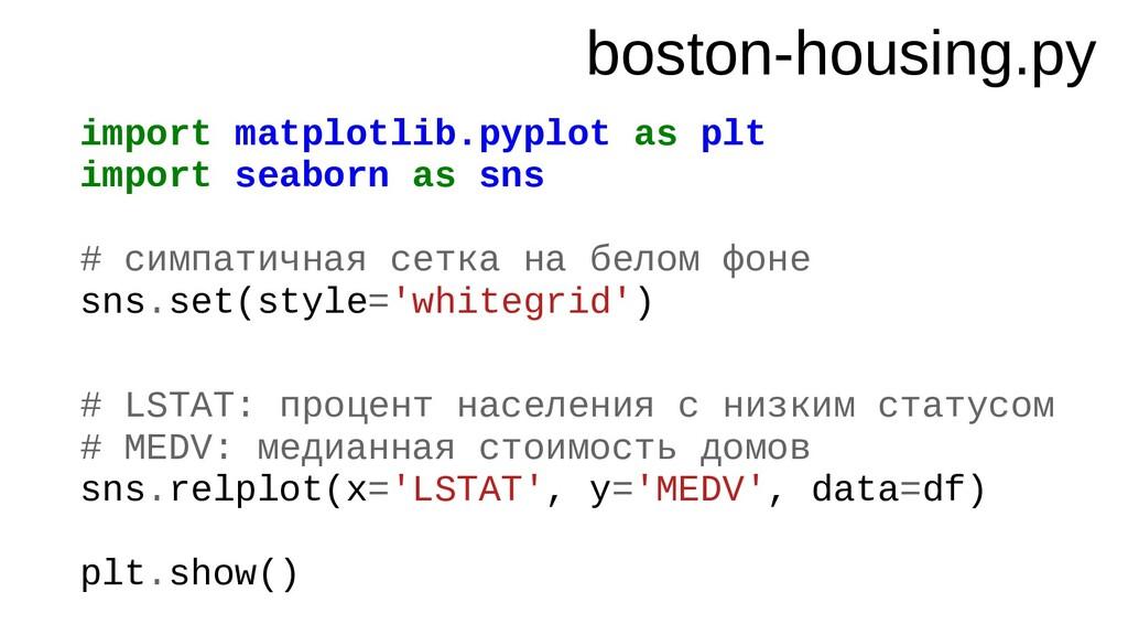 boston-housing.py import matplotlib.pyplot as p...