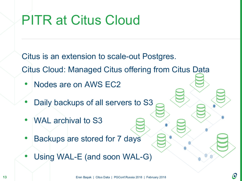 Citus is an extension to scale-out Postgres. Ci...