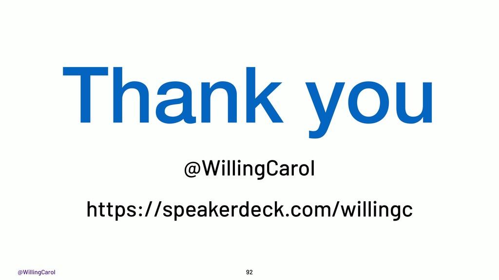 @WillingCarol 92 Thank you https://speakerdeck....