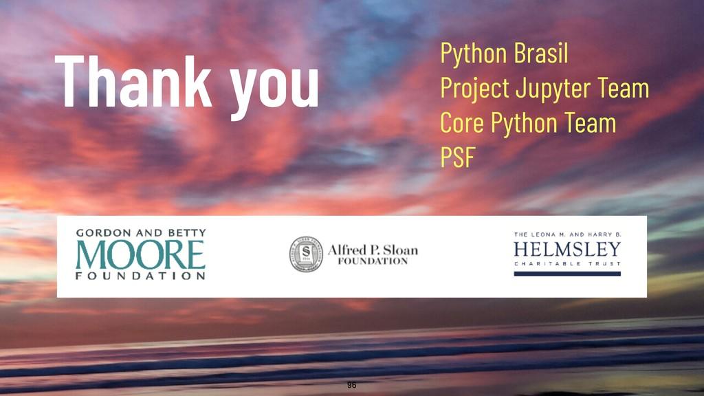 @WillingCarol 96 Thank you Python Brasil Projec...