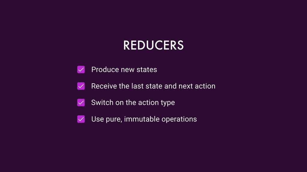 Produce new states Receive the last state and n...