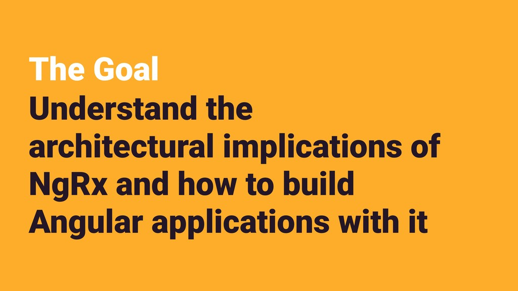 Understand the architectural implications of Ng...