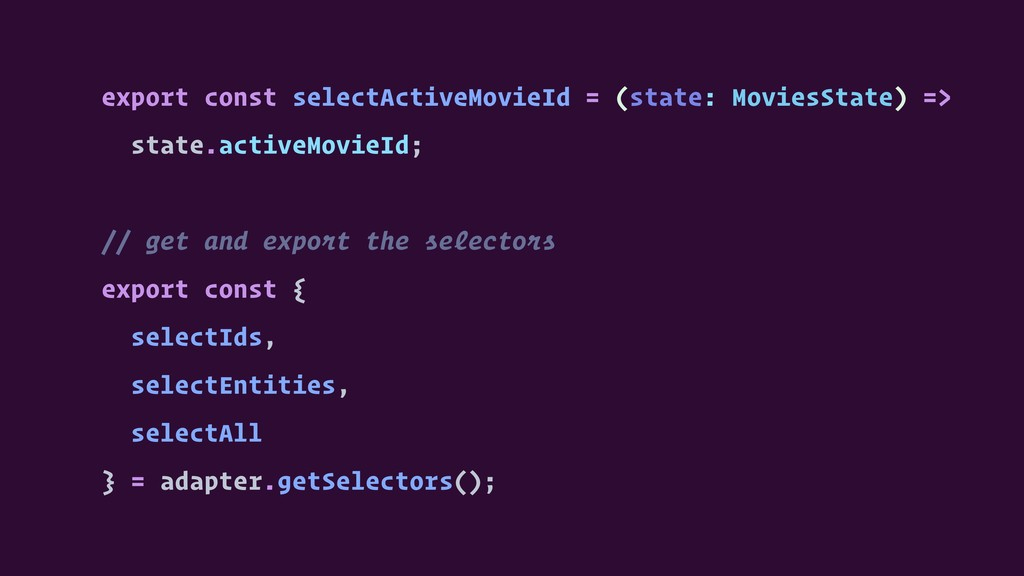 export const selectActiveMovieId = (state: Movi...