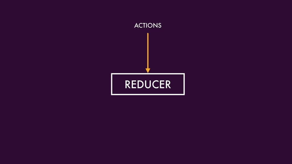REDUCER ACTIONS