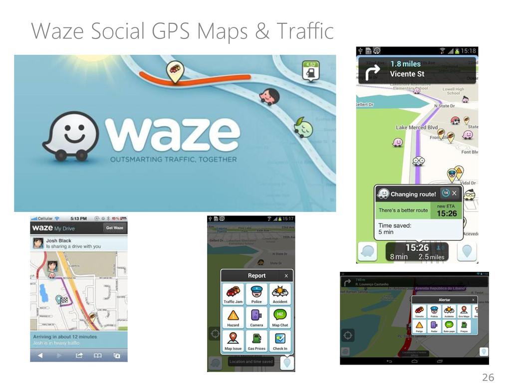 Waze Social GPS Maps & Traffic 26