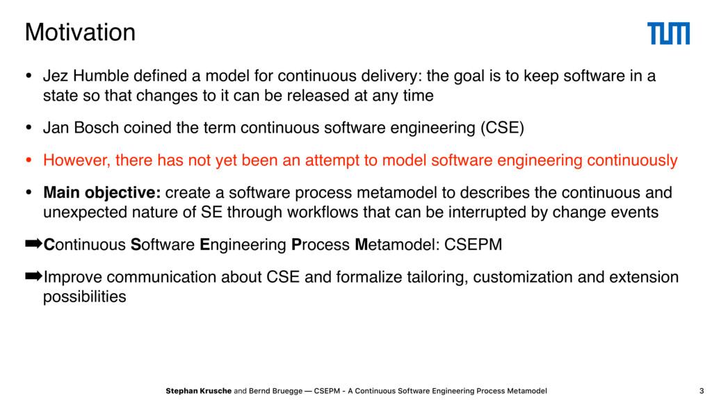 Stephan Krusche and Bernd Bruegge — CSEPM - A C...