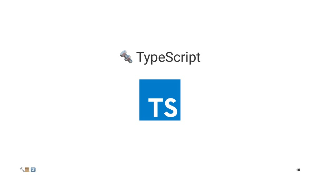 """! TypeScript ! """" # 10"""
