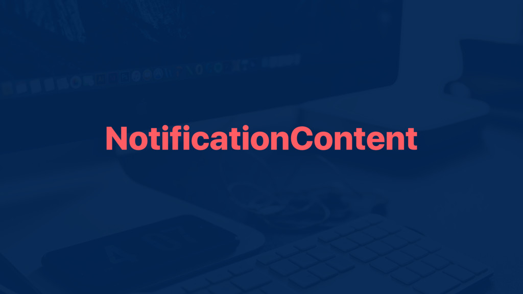 NotificationContent