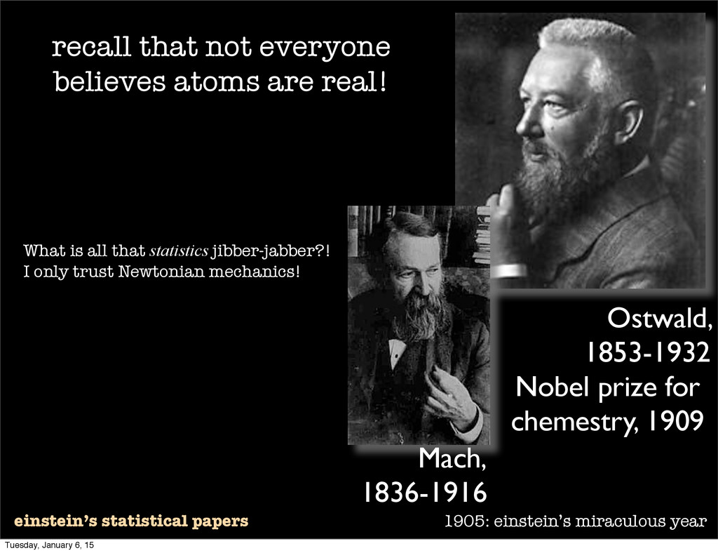 1905: einstein's miraculous year einstein's sta...