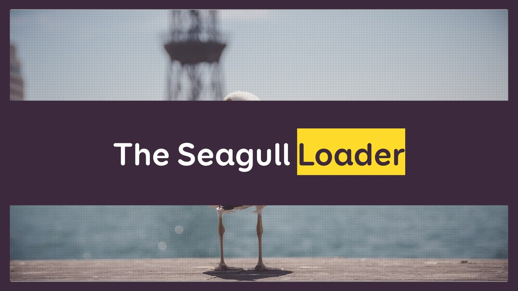 The Seagull Loader