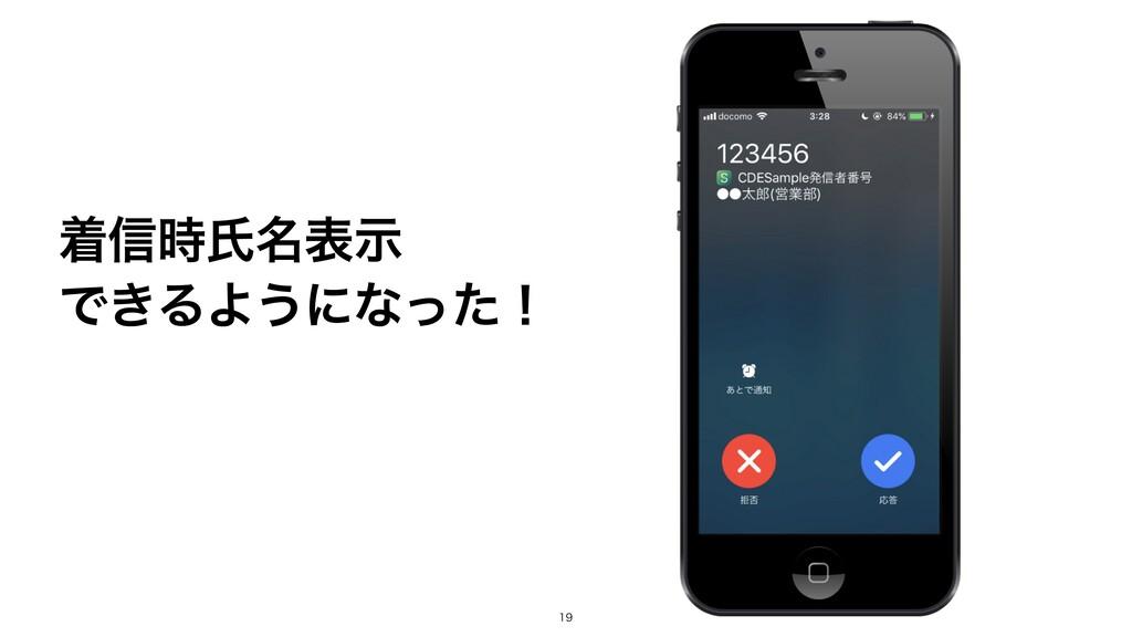 ண৴ࢯ໊දࣔ Ͱ͖ΔΑ͏ʹͳͬͨʂ  App Name