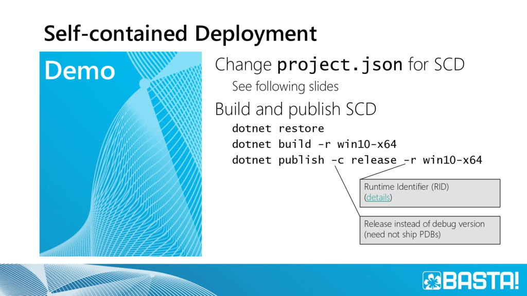 Demo Self-contained Deployment Change project.j...