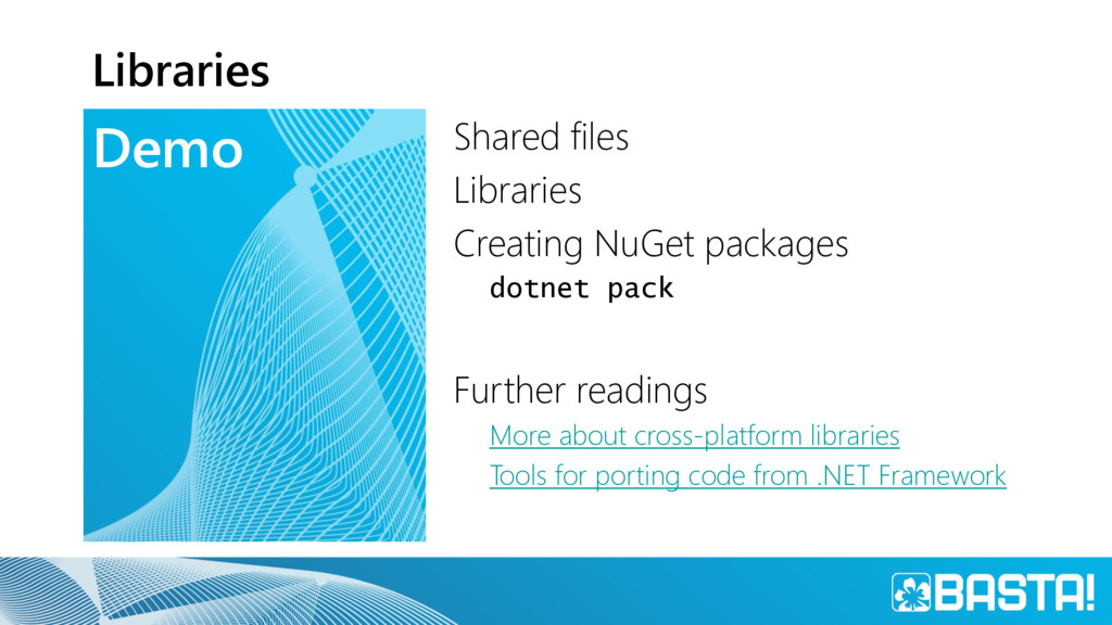 Demo Libraries Shared files Libraries Creating ...