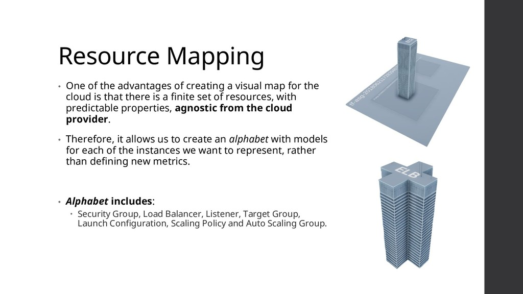 Resource Mapping • One of the advantages of cre...