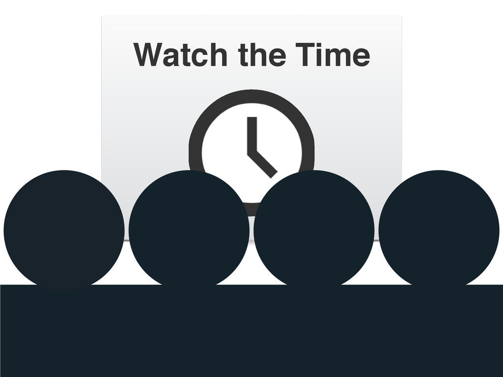 Watch the Time