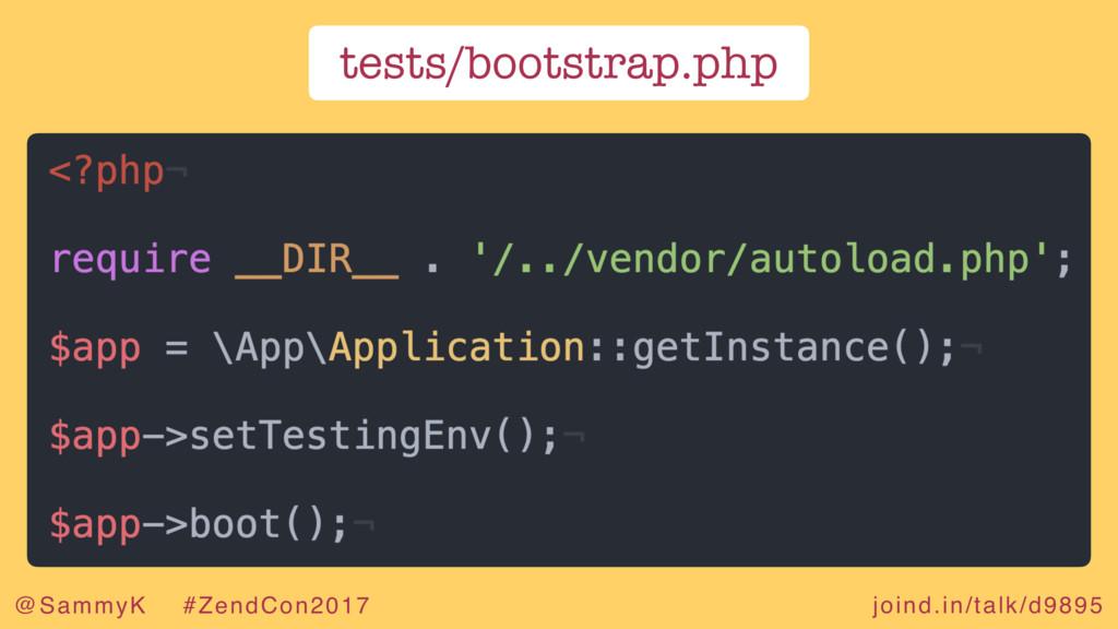 joind.in/talk/d9895 @SammyK #ZendCon2017 tests/...