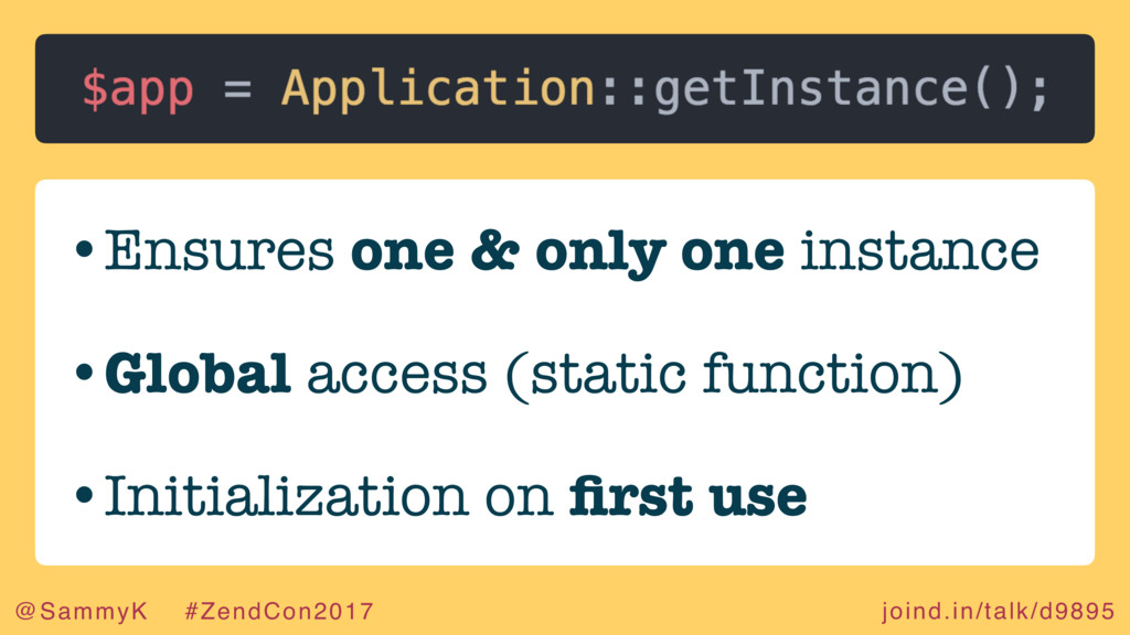 joind.in/talk/d9895 @SammyK #ZendCon2017 •Ensur...