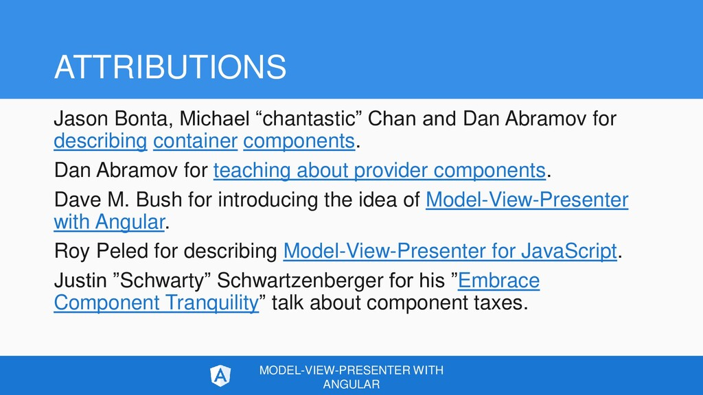 "ATTRIBUTIONS Jason Bonta, Michael ""chantastic"" ..."