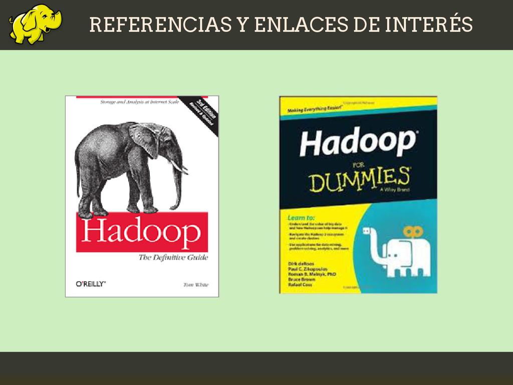 REFERENCIAS Y ENLACES DE INTERÉS