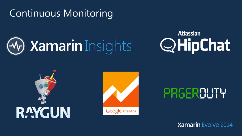 Continuous Monitoring