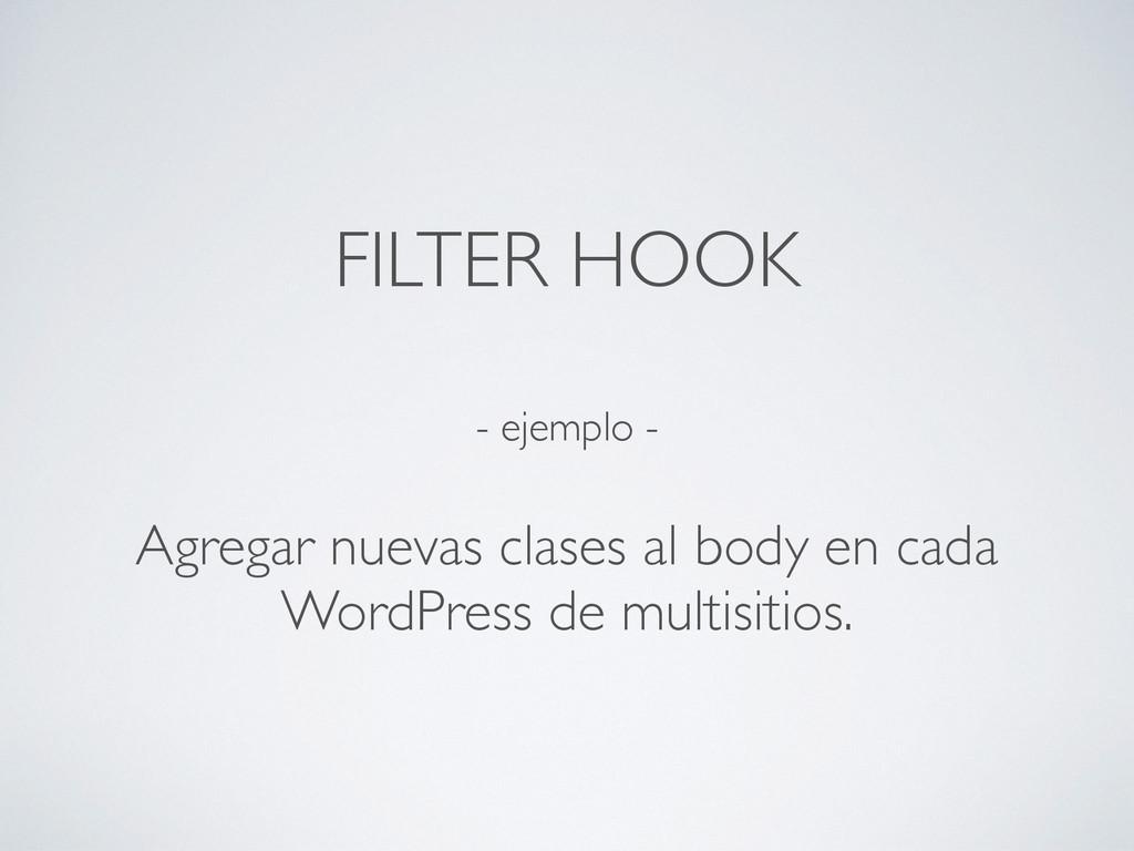 - ejemplo - Agregar nuevas clases al body en ca...