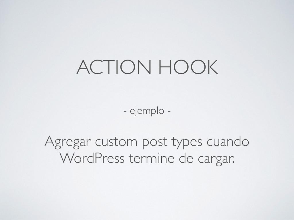 - ejemplo - Agregar custom post types cuando Wo...