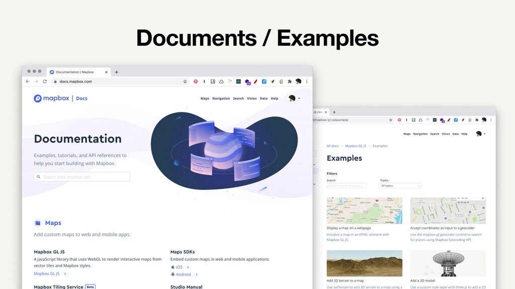 Documents / Examples