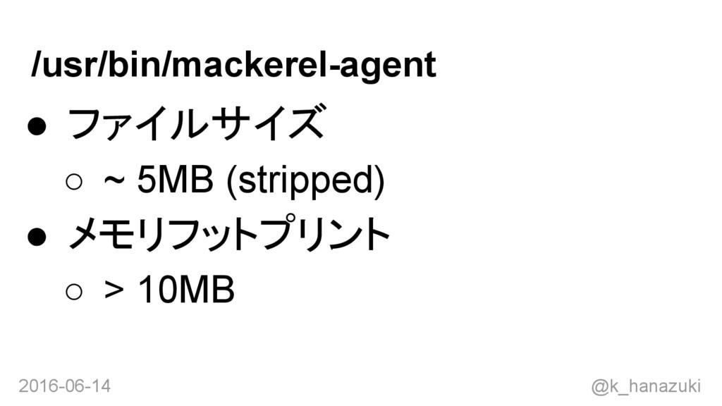 2016-06-14 @k_hanazuki /usr/bin/mackerel-agent ...
