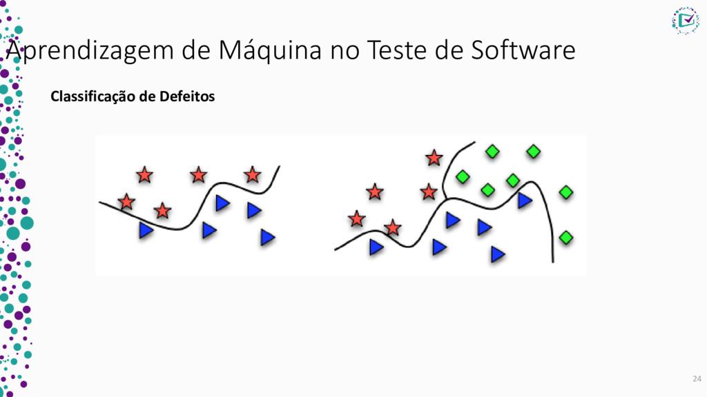 Aprendizagem de Máquina no Teste de Software Cl...