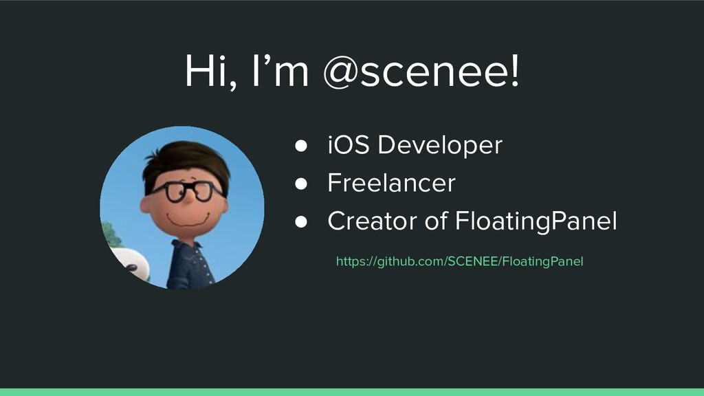 ● iOS Developer ● Freelancer ● Creator of Float...