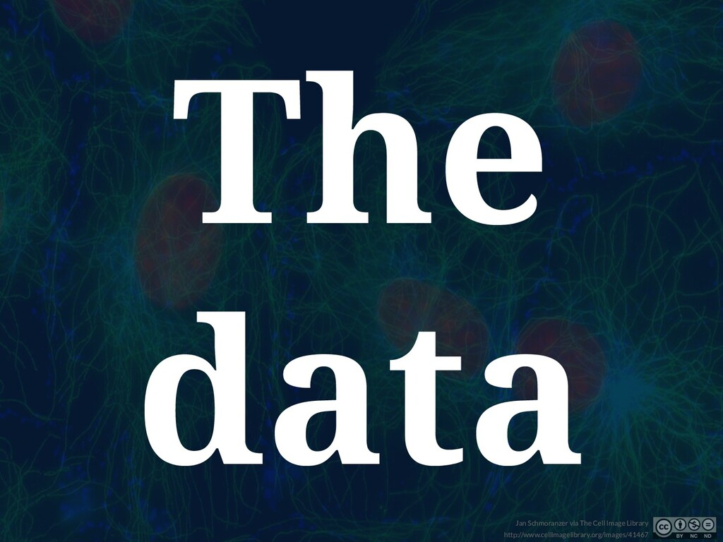 The data http://www.cellimagelibrary.org/images...