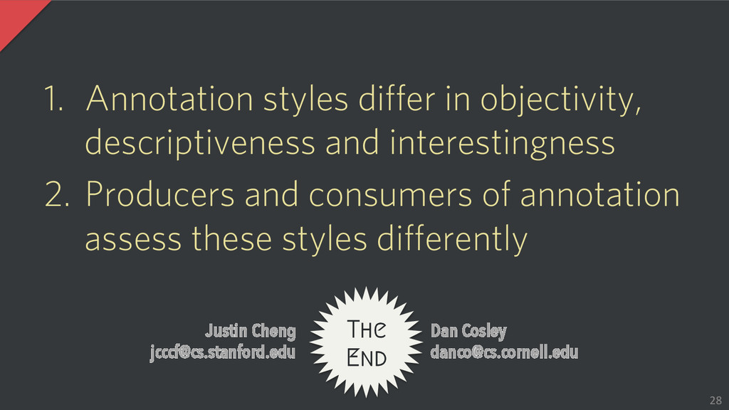 1. Annotation styles differ in objectivity, de...