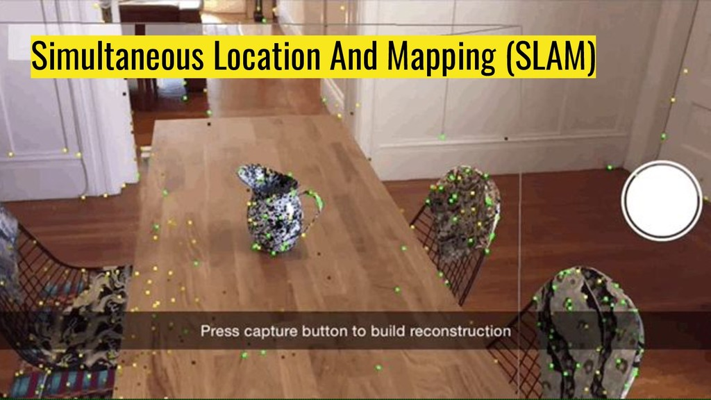 Simultaneous Location And Mapping (SLAM)