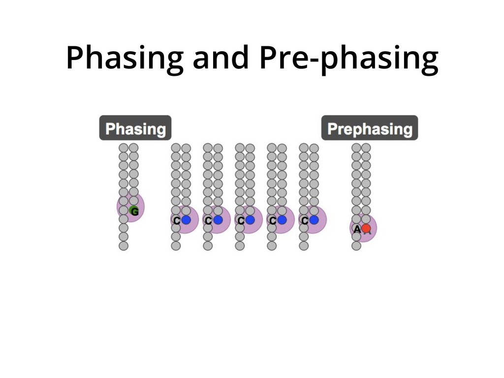 Phasing and Pre-phasing