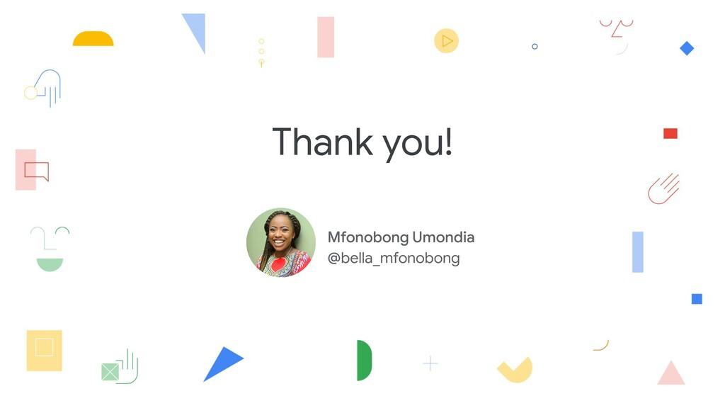 Mfonobong Umondia @bella_mfonobong Thank you!