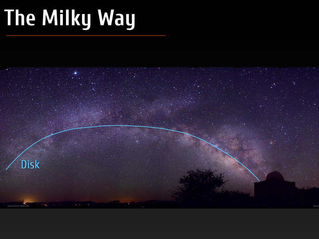 The Milky Way Disk